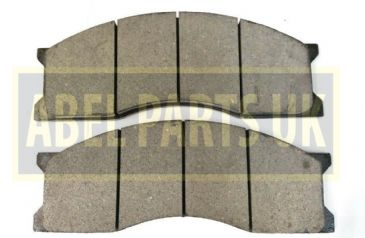 BRAKE PAD (PAIR) (PART NO. 333/S9336)